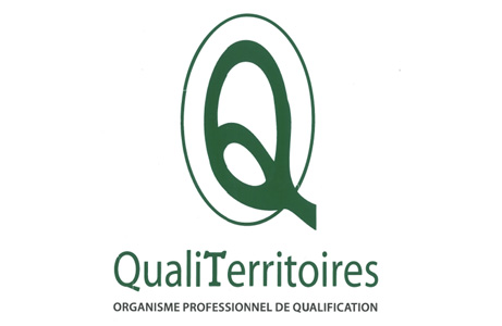 logo QualiTerritoire - organisme professionnel de qualification
