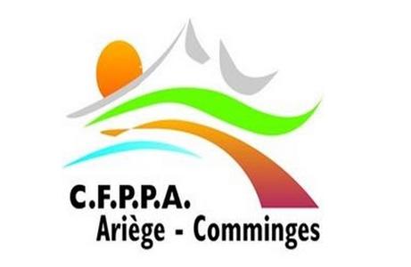 logo du CFPPA Ariège Comminges - Centre de formation agricole et forestier